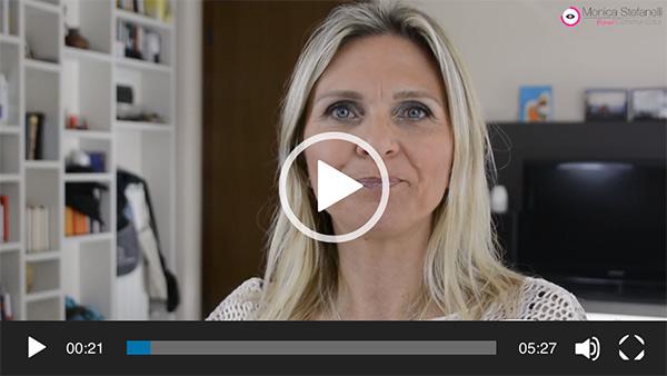 comunica con un video: Monica Stefanelli, esperta in comunicazione visiva