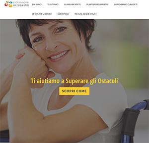 Progetto Professione Ortopedia: Monica Stefanelli