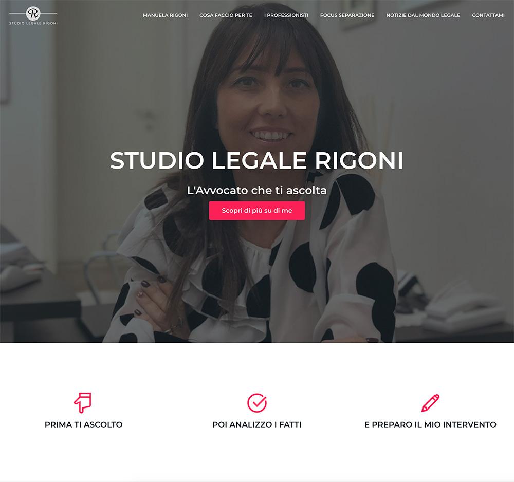 Progetto Studio Legale Rigoni: Monica Stefanelli