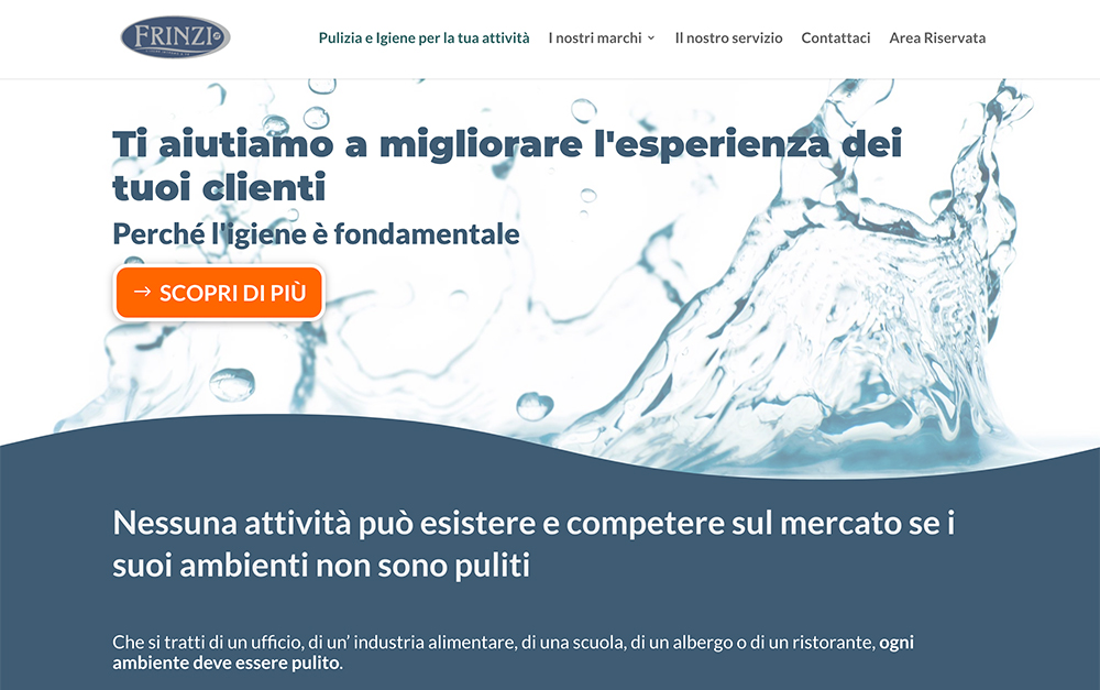 Sito web frinzi.it